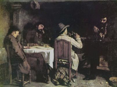 Fichier:Gustave Courbet - The Meeting or Bonjour Monsieur Courbet - WGA05463.jpg